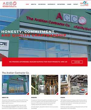 Webdesign company in Qatar