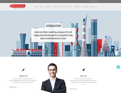 website design in Qatar