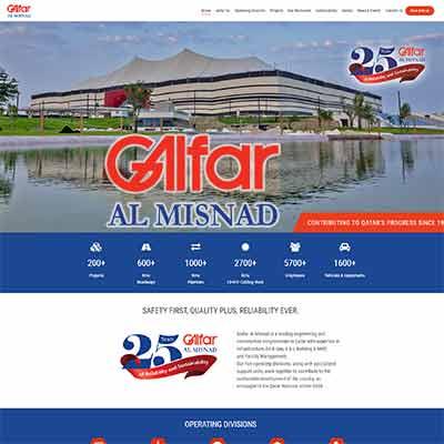 website designer in Qatar
